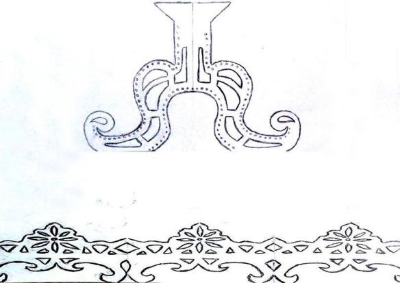 Molde para coroa 75 12